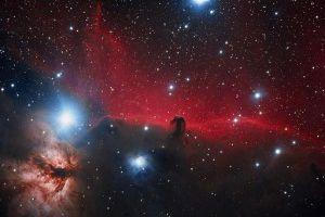Astrofotografía de cielo profundo - Nebulosa Cabeza de Caballo