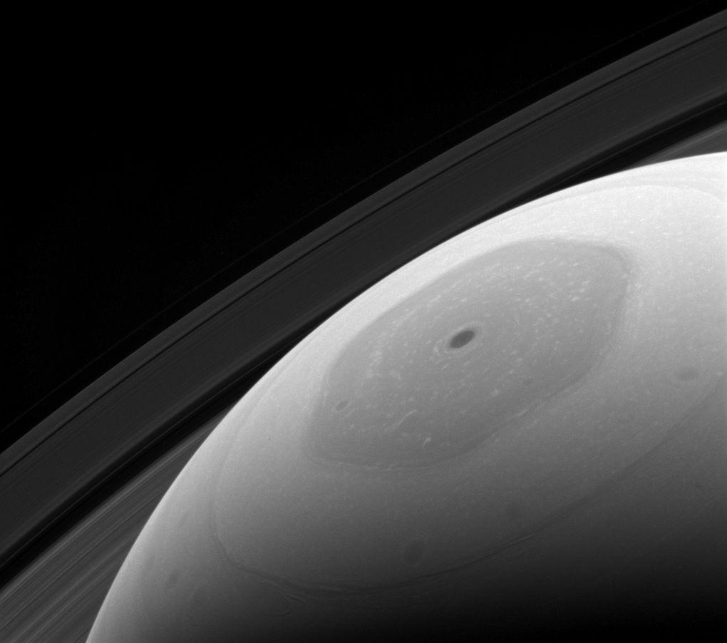 Se acerca el final de la misión Cassini-Huygens a Saturno