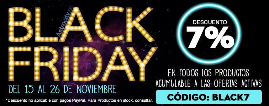 Black Friday en Astrocity