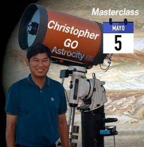 Captura de imágenes en astrofotografía planetaria parte 1