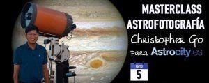 Masterclass de Christopher Go para Astrocity