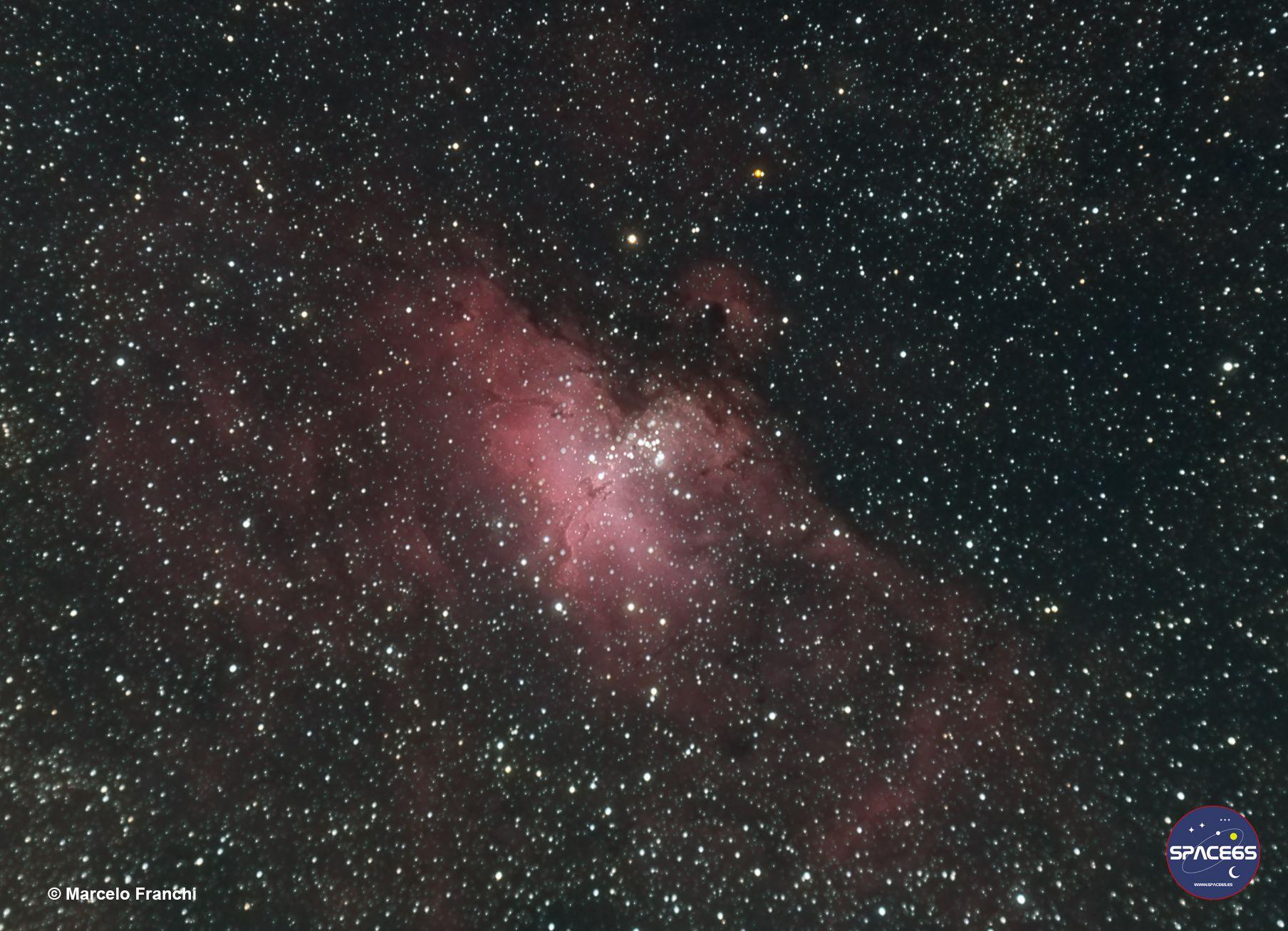 M16 - Nebulosa del Águila (Eagle Nebula)