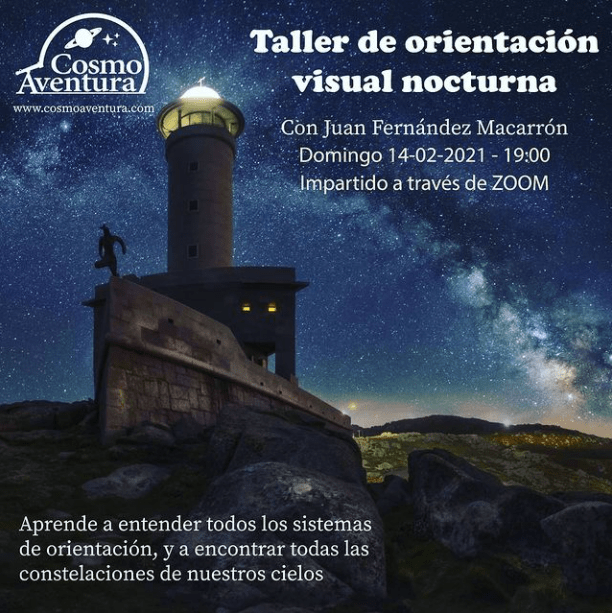Taller de orientación visual nocturna